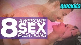 8 Fun Sex Positions | Quickies
