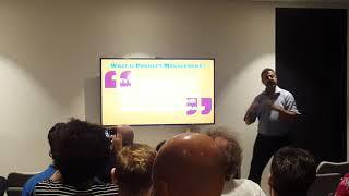 ProductTank Brisbane -- Saeed Khan -- 24 Oct 2018