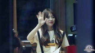 160511 아이오아이(I.O.I) Doo Wap (김소혜) 리액션 직캠 @테이의 꿈꾸는 라디오