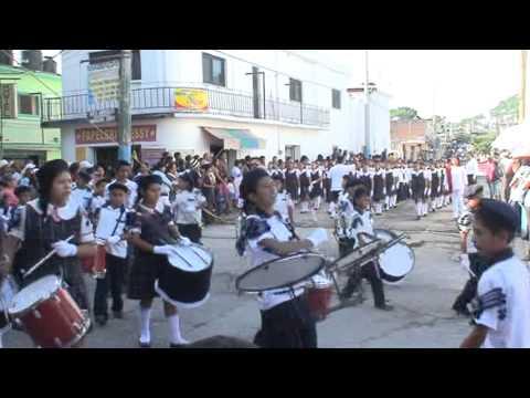 Tepalcingo Morelos Desfile 16 De Septiembre del 2012
