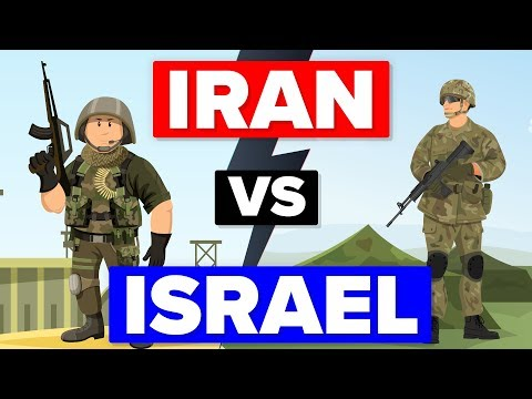 IRAN vs ISRAEL Who Would Win Military Army Comparison
