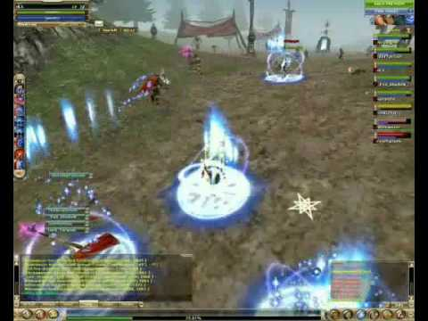 KNIGHT ONLINE hlx pvp
