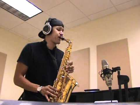 Gotye ft. Kimbra - Somebody That I Used To Know - Alto Saxophone by charlez360