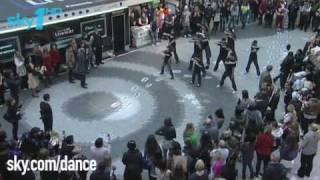 Diversity Flash Mob sky.com/sky1