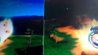Dragonball Raging Blast 3 S01E03 Super Sayan borba 2.Dio