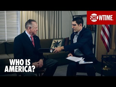 Xxx Mp4 Roy Moore Interview Ep 3 Official Clip Who Is America SHOWTIME 3gp Sex