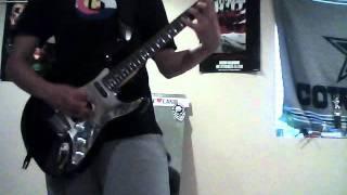 Liberate - Disturbed (guitar cover)