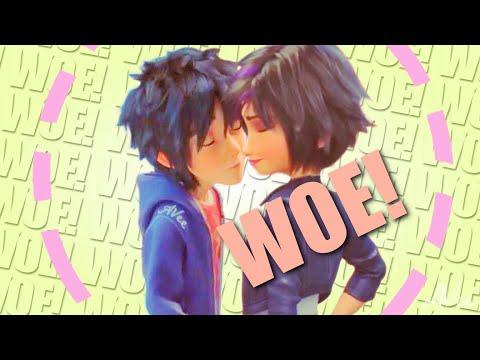 「Hiro and GoGo」 She's Got a Love Like..