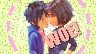 「Hiro and GoGo」 She's Got a Love Like..