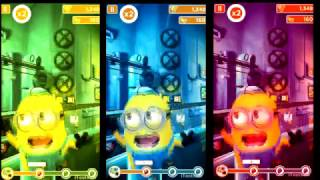 Minions Rush Learn Colors Reaction for KIDS TODDLERS BABY & CHILDREN 2017