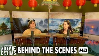 Kung Fu Panda 3 (2016) Behind the Scenes - Cast ADR
