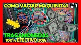 Truco Para Maquinas Tragamonedas (1) 100% Efectivo!!