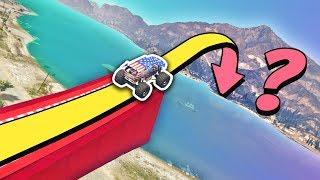 GTA 5   Can you JUMP OVER the ALAMO SEA?