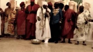 KOKOROKOO - Ghana In Toronto - Ga-Adamgbe Assoc.-Homowo 2016