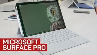 Microsoft's slightly evolved Surface Pro