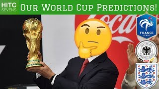 7 Countries Most Likely to Win the 2018 World Cup