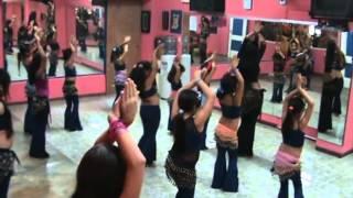JABIBI DANCE YUXEKY RODRÍGUEZ DANZA ARABE