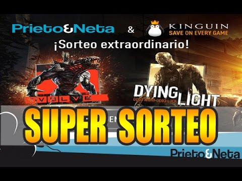 SUPER SORTEO: Consigue ... EVOLVE Y DYING LIGHT !!!
