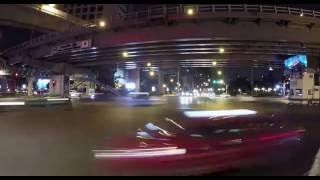 bangkok trafic CRS