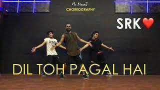 Dil Toh Pagal Hai | Kiran J | DancePeople Studios