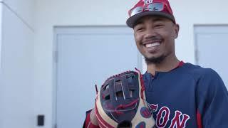 2018 Wilson Glove Day: Boston Red Sox
