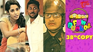 Fun Bucket | 38th Copy | Funny Videos | by Harsha Annavarapu | #TeluguComedyWebSeries
