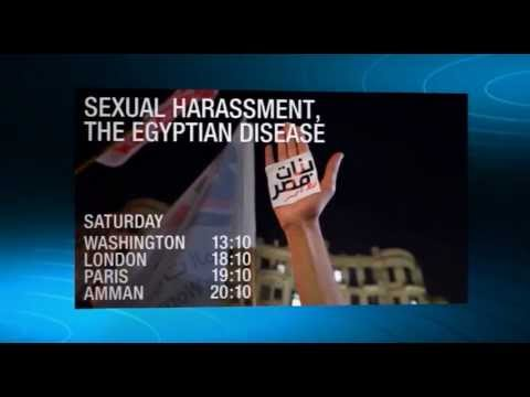 SEXUAL HARASSMENT, THE EGYPTIAN DISEASE