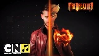 CN CHECKS M. POKORA (2/4) L'histoire | Firebreather | Cartoon Network