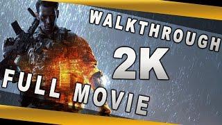 Battlefield 4 - Full Movie - Gameplay Walkthrough (Hard) - SweetFX  [1440p 60fps]