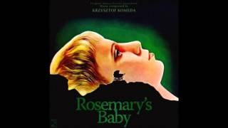 Krzysztof Komeda - Lullaby, from Rosemary's Baby (Extended)