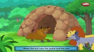 The Clever Bull | Panchatantra English Stories | Stories For Kids | Stories For Children HD