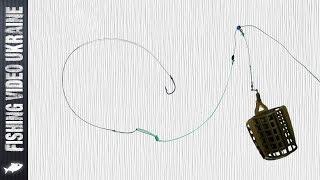 оснастка раннинг риг с отводом
