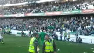 Betis 1-0 Nastic  gool de Achille Emana