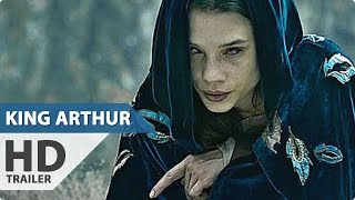KING ARTHUR: LEGEND OF THE SWORD Comic-Con Trailer (2017)
