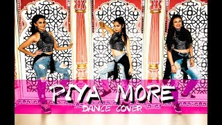 Piya More | Baadshaho | LiveToDance with Sonali ft. Team Naach