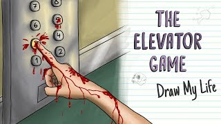 THE ELEVATOR GAME, A KOREAN RITUAL | Draw My Life