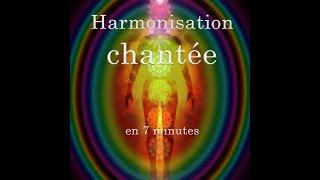2 - Nettoyage énergétique en 7 min (avec chants) - Calmer son mental 2- Méditation active