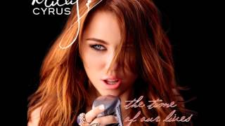 Miley Cyrus - When I Look At You (HQ)