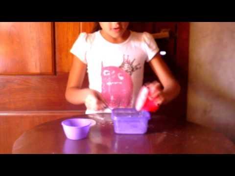 Como hacer papilla para tu bebé rebon //morenavlog