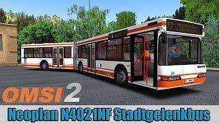 OMSI 2  - Neoplan N4021NF Stadtgelenkbus /Articulated City Bus