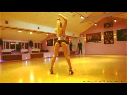 Yeva Shiyanova Сommercial for Dance Studio Focus 2012 Christina Aguilera Express