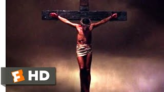 The Greatest Story Ever Told (1965) - Jesus Dies On The Cross Scene (10/11) | Movieclips