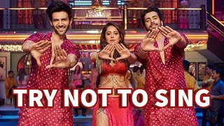 Try Not To Sing Along Challenge - Latest Bollywood Songs 2018