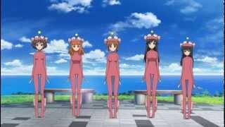 Girls und Panzer - 『Anglerfish Dance』