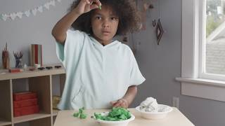 Fully Kids: How to make a clay turtle