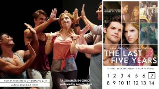 The Last Five Years (Official Soundtrack Sampler) - Anna Kendrick & Jeremy Jordan