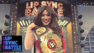 Ken Chan's Winner Moment | Lip Sync Battle Philippines