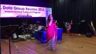 Nancy Imran @Data Group Reunion-2016, USA