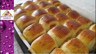 Patatesli Pamuk Poğaça Tarifi-Pratik Yemek Tarifleri