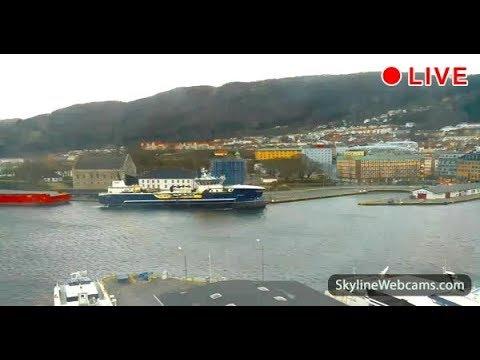 Live Webcam Bergen Norway
